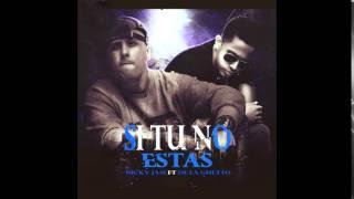 """Nicky Jam Ft De La Ghetto """"Si Tu No Estas"""" (Instrumental)"""
