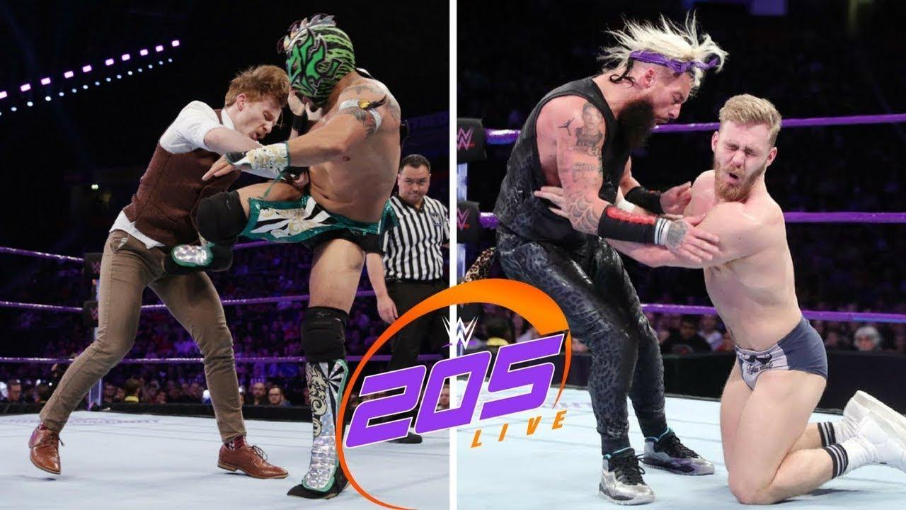 Download WWE 205 Live 7th November 2017 Highlights - WWE 205 Live 11/7/17 Highlights