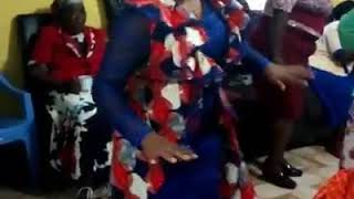 Church girl loves dancing Samidoh song