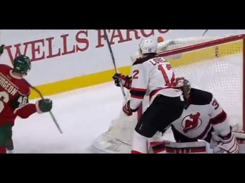 Jared Spurgeon Goal