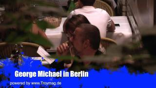 George Michael Dinner beim Berliner Edelitaliener