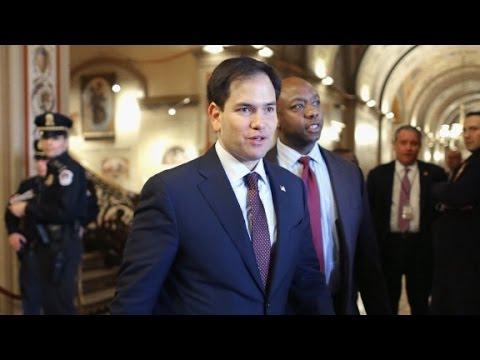 Tim Scott endorses Marco Rubio