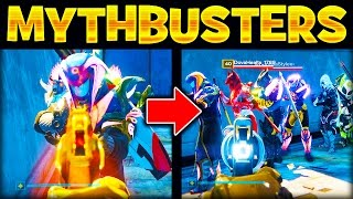 Destiny MYTHBUSTERS! - HOW MANY KILLS CAN A NIGHTHAWK GET WITH 1 BULLET!? - Destiny Gameplay