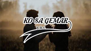 Ko Sa Gemar - B. H. C (Lyrik Video) Dan Terjemahan