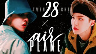 Baixar 28 (점점 어른이 되나봐) ╳ Airplane || Agust D ft. NiiHWA & j-hope Mashup