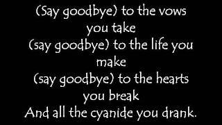 Смотреть клип песни: My Chemical Romance - To The End
