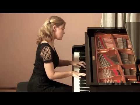 Violina Petrychenko - Skrjabin mazurka op3 Nr5