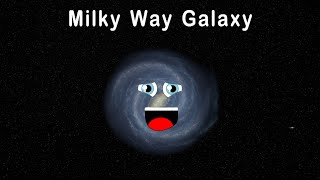 milky way galaxy black hole