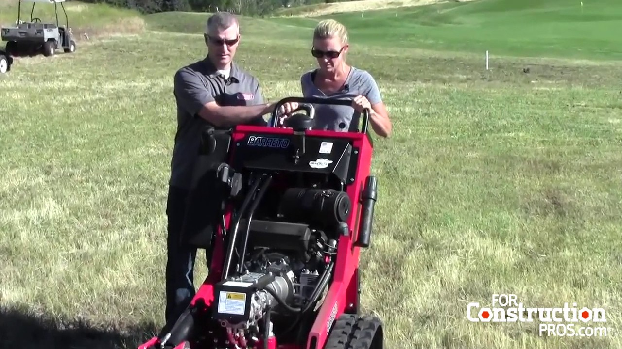 Basic Chain Trencher Productivity Tips