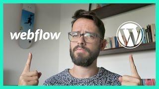 Blog On Webflow VS WordPress