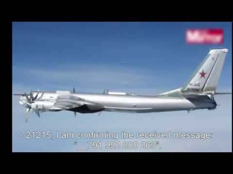 Compilation of Air Space Violations by Russian Military Planes in 2014-2015.