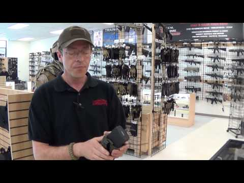 "Airsoft GI Uncut - High Speed Gear ""TACO"" Modular Single Rifle Magazine Pouch"