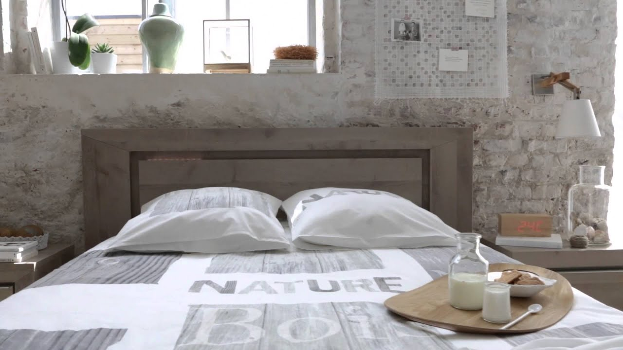 La chambre style nature sarlat catalogue but 2013 2014 for Agencement de chambre a coucher