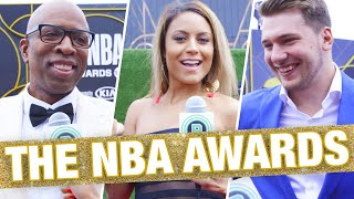 NBA Player Red Carpet Confessions With Alexis Morgan   The Ringer