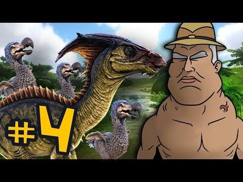 ARK: Survival Evolved #4 - My Parasaur Princess
