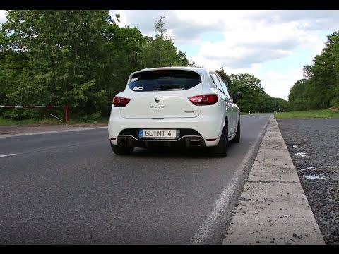 Clio 4 RS Sound - Launchcontrol Bastuck Catback