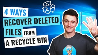 4 Ways to Recover Deleted Files from a Recycle Bin screenshot 5