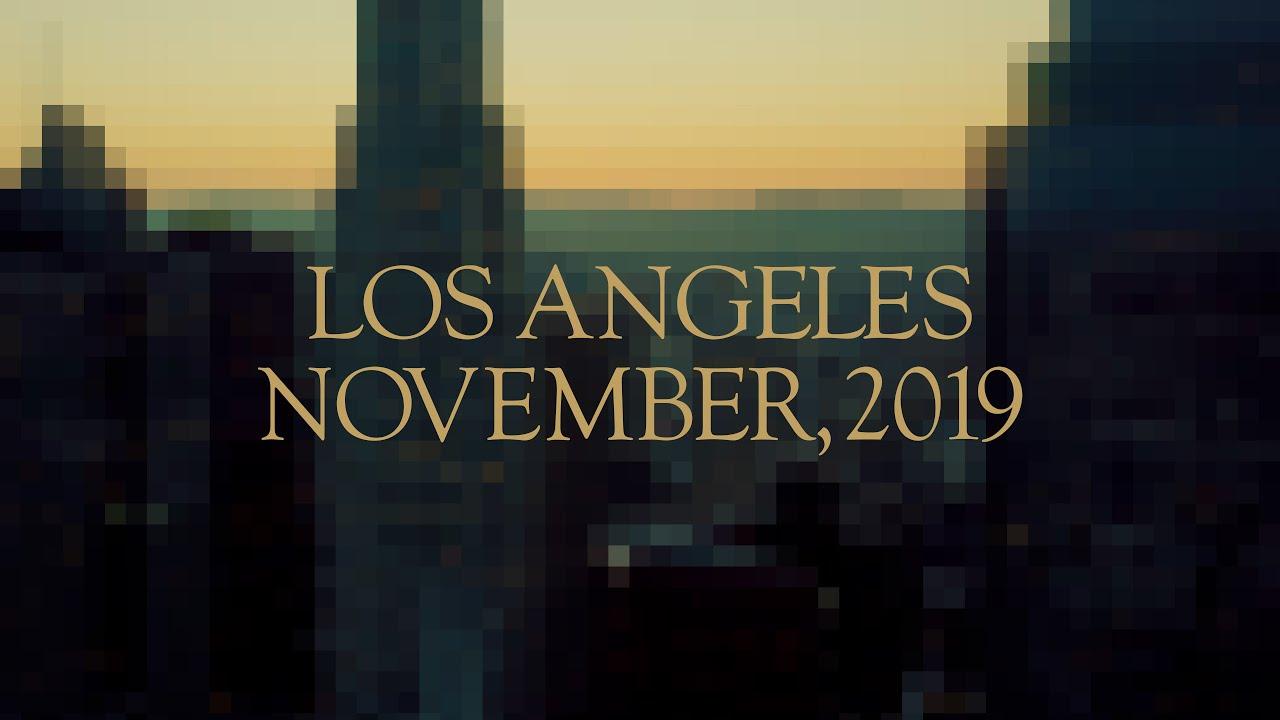 Los Angeles November 2019 Filmed In 8k Youtube