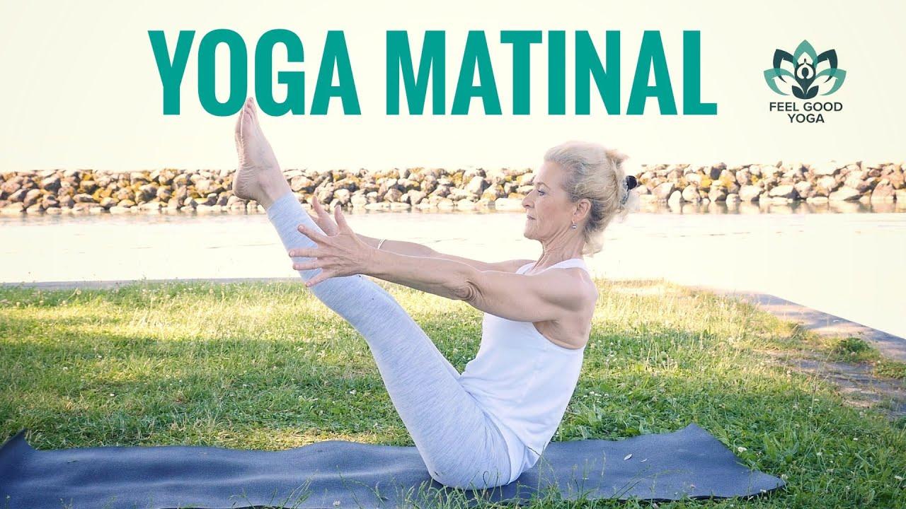 🧘 Cours de yoga - Pratique matinale (20 min)