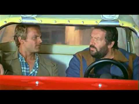Bud Spencer & Terence Hill - Die Wanze