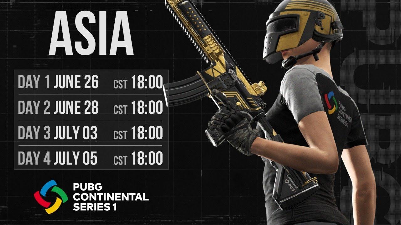 PCS1 亞洲洲際賽 Day 4