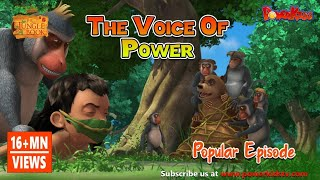 jungle book hindi Cartoon for kids 88 The Voice Of the Power