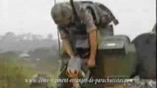 french foreign legion fight footage in ivory coast 2003