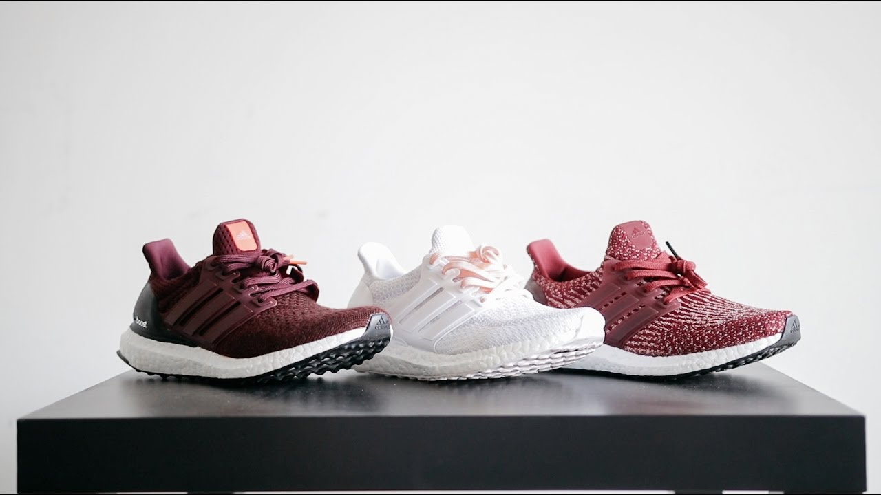 8302c43326130 HOW THE ADIDAS ULTRA BOOST 3.0 FITS + COMPARISON VS 2.0   1.0 - YouTube