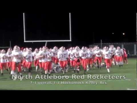 Boston Herald HS Sports: North Attleboro @ Mansfield football
