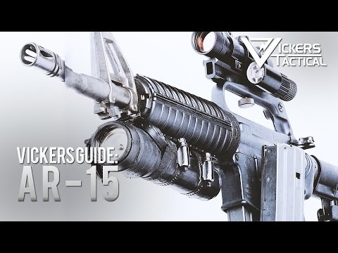 Vickers Guide: AR-15 - Volume 1