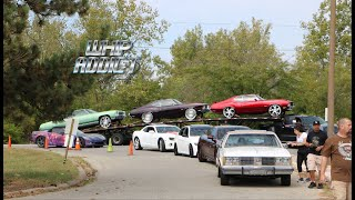 WhipAddict: Midwest Fest 3 Car Show, Part 1, Custom Cars, Big Rims, Foreign Cars, Burnouts, Baggers