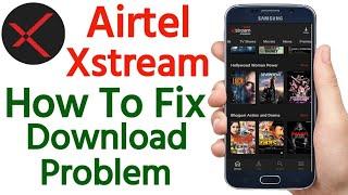 Airtel Xstream app me video kaise download kare | how to download videos in airtel xstream screenshot 3