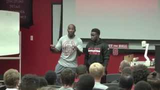Repeat youtube video NC State Football Feel Good Moment