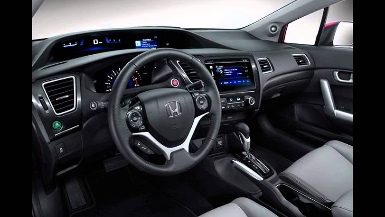 2017 Honda Civic Picture Gallery - YouTube