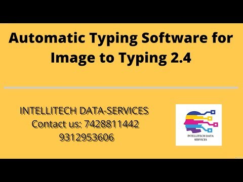 Download Auto Typer For Data Entry Projects That Works On All