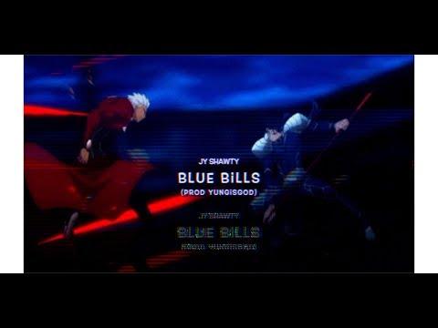 JY Shawty - Blue Bills (Prod YungIsGod)