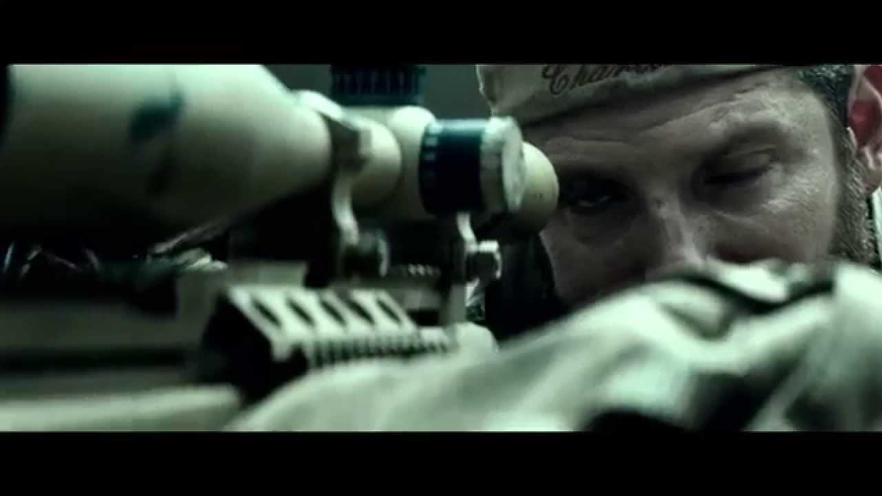 Ελεύθερος Σκοπευτής (American Sniper) - Main Trailer (Greek subs)