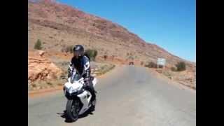 "Trip to TAFRAOUT - AGADIR Riders Motor """