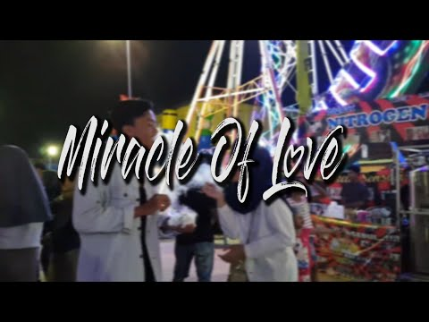 MIRACLE OF LOVE XII MIPA 3 SMAN 1 SLIYEG