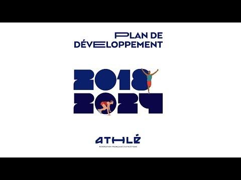 Vidéo Fédération Française d'Athlétisme