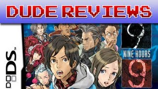 9 Hours, 9 Persons, 9 Doors - Dude Reviews