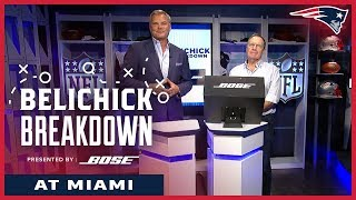 Bill Belichick on Jamie Collins' 2 pick-6 game & other NE vs. MIA top plays | Belichick Breakdown