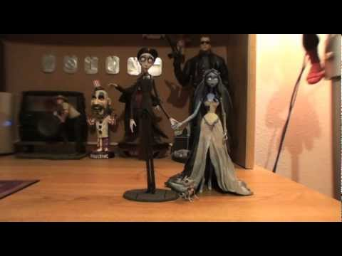 Turmoil In The Toybox - Mcfarlane Corpse Bride Figure 2-pack