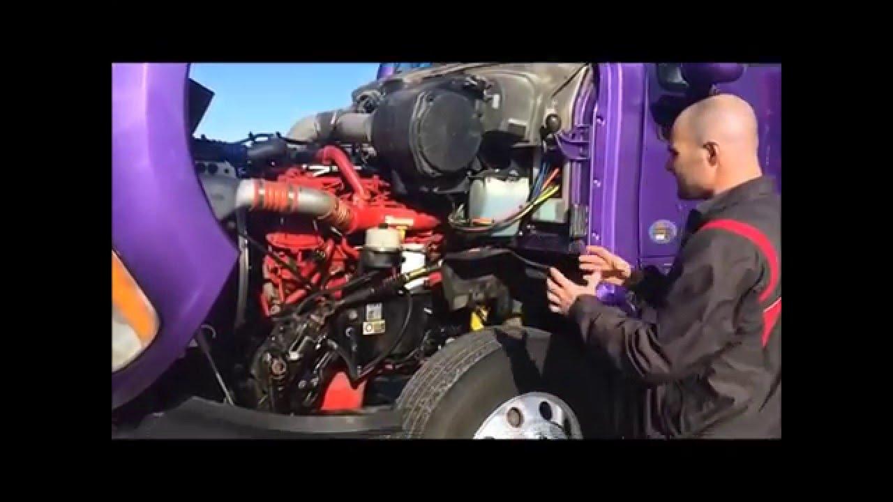 2012 Kenworth T700 with 450 HP Cummins ISX engine