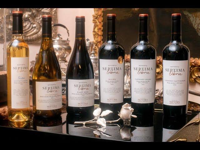 SEPTIMA OBRA - Reserva Wines.  Cientos de Detalles, una gran obra.
