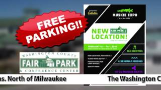Milwaukee Muskie Expo- NEW LOCATION 2016