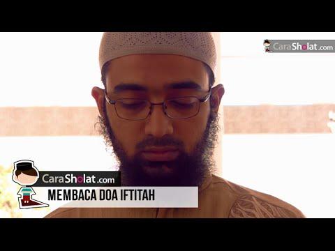 15. Serial Tuntunan Shalat Sesuai Nabi - Membaca Doa Iftitah - carasholat com (revisi)