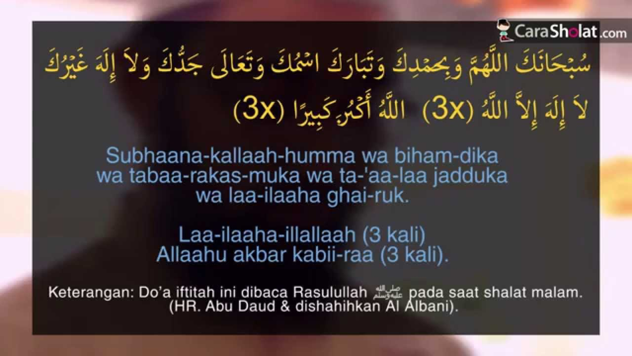 Makmum Masbuq Dilarang Membaca Iftitah Konsultasi Agama