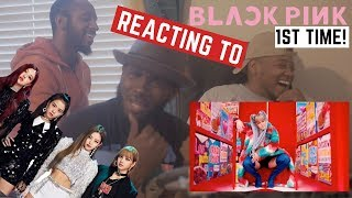 AMERICAN MUSICIANS 1st TIME React to BLACKPINK on 3 YEAR DEBUT ANNIVERSARY!!