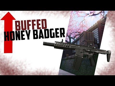Warface BUFFED Honey Badger - More damage, better multipliers thumbnail